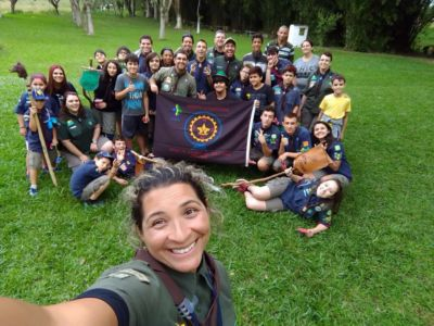 Acampamento Grupo Escoteiro José Plácido de Castro - 20/RS