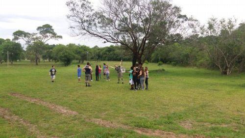 Acampamento Escoteiros grupo Tapajós