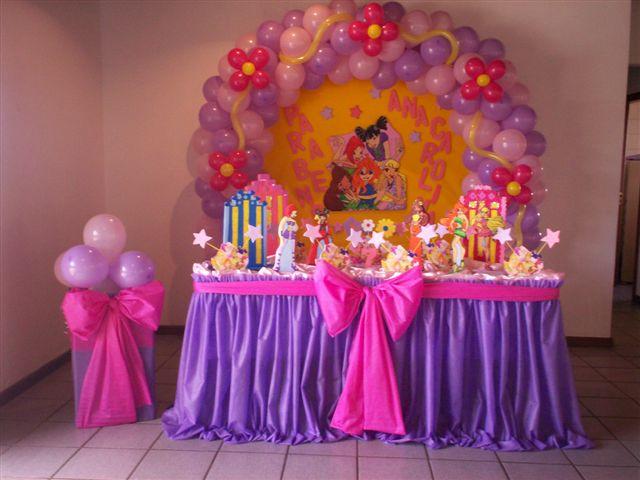 decoracao festa winx:KIKI Festas e Eventos
